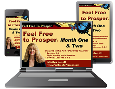 Feel Free to Prosper Audio Program