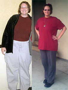 Carma's Weight Loss